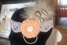 Lilly Dilly's vintage inspired headpieces / Couture, bespoke, handcrafted vintage inspired head pieces