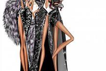 figurini di moda