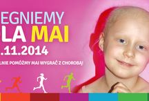 CHARITY WORK / Charity work for Maia