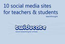 Classroom--Social Media / by Pamela Raines