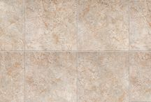 Sonoran by Verve / Red Body Ceramic Tile Available in 13x13 & 17x17 with Trim, & Mosaics