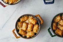 Potlucks & Comfort Food