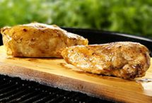 Get Grilling! / Find all the barbecue recipes you need for great grilling this season.  / by what's cooking - Kraft Canada
