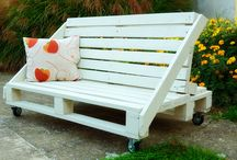 Pallets! / by Lyn Mitchell