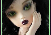 Dolls / by Georgia Vetsch-Espino