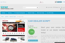 Car Dealer Script / PHP Auto Dealer Script especially designed for car dealers, who would like to easily launch their own website in minutes.