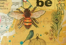 Be....Bee... / Collection of pins that begin with the word BE...or pins with bees or @ bees / by Dolores Bowen