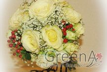Greena Flowers Bouquet