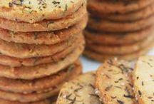 Cuisine - Apéritif - Biscuits salés