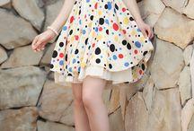 Polka dots / #dress #fashion #polka-dots