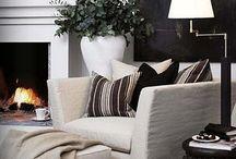 Homes / Fint interiør og koselige hus