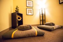 College Mindfulness Rooms and Spaces