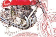 MOTOR Illustrations