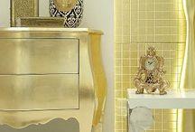 * The Golden Interior *