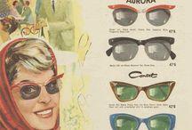 Lunettes années 60