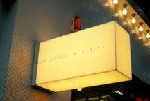 restaurant firma luminoasa