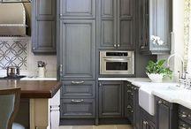 Kitchen remodel  / by Jennifer Baldwin