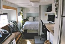Tiny spaces / Downsizing to perfection!