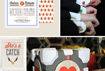 Nerdy Weddings - Inspiration