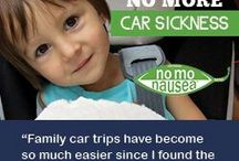 Best natural remedy for car sickness