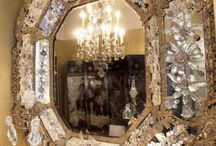 Mirror Mirror on the wall! / by Kathryn (Kitty) Wenke