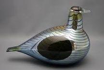 Oiva Toikka / Glass