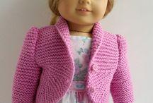 HTC mermer Baby doll dress kinitting oyuncak bebek