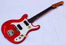 My Guitars / Some pics of my guitars