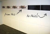 Easy bathroom upgrade