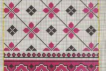 tejidos / patrones de tejidos