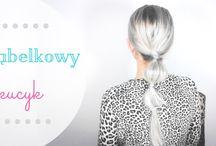 Fryzury krok po kroku / Zbiór fryzur, które można wykonać samemu na swoich włosach