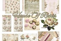 Lemoncraft Scrapbooking / Check out all products by Lemoncraft scrapbooking papers
