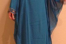 Abayat en jurken