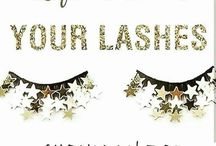 IDEAS FOR LASHES PROM
