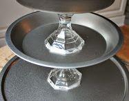 Посуда и аксессуары для кейтеринга