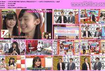 Theater, 2017, 720P, HKT48, TV-Variety, ほかみな