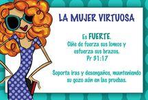 Versiculos de la biblia / by Karina Vega
