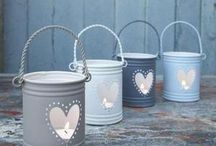 DIY tin cans