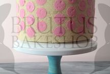 Brutus Bakeshop Cakes & Pastries / some of our juiciest work x