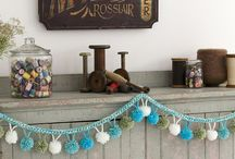 buntings/garlands/wall decor