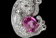 Boucheron Pink Fine Gemstone and Rose Gold Jewelry and Watches / by Monica Nagy