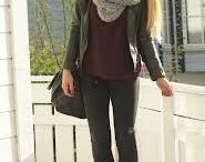 móda-zima / trendy v obliekaní