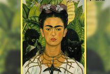 Frida Khalo art Gallery of NSW