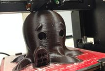 CHOCOLATE 3D / Stampe 3D color chocolate Chocolate 3D Prints
