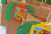 Garde der Löwen Kindergeburtstag