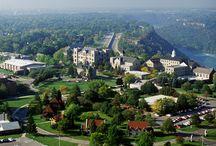 Niagara University / by Niagara University Graduate Education and Human Services