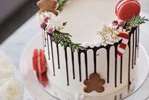Inspirasjon - kaker, bakst og desserter