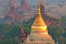 Burma/Myanmar / by Krista Simmons
