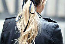 Прически/цвет волос