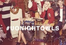PARTYWEAR - #UONIGHTOWLS / by Urban Outfitters Europe